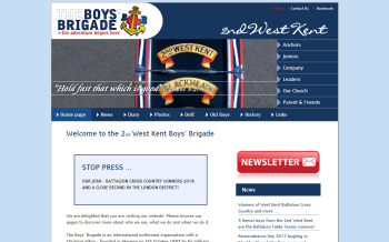 2nd West Kent Boys Brigade