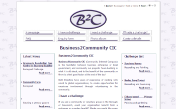Business2Community CiC