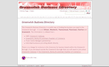 Greenwich Business Directory