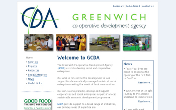 Greenwich Cooperative Developement Agency