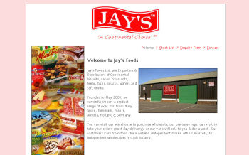 Jays Foods Ltd.