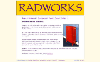 Radworks Limited