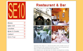 SE10 Restaurant and Bar