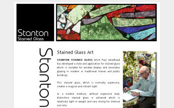Stanton Stained Glass
