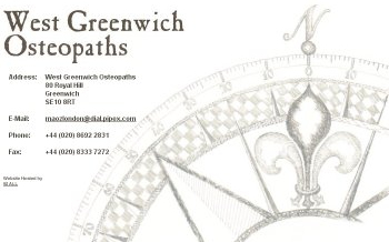 West Greenwich Osteopaths