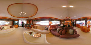 Princess Luxury yacht