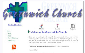 Photo: New features for Greenwich Church
