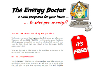 The Energy Doctor - DIY Home Energy Efficiency Survey